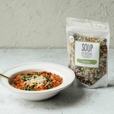 Soup of Success Tuscan Bean Soup - Gluten Free