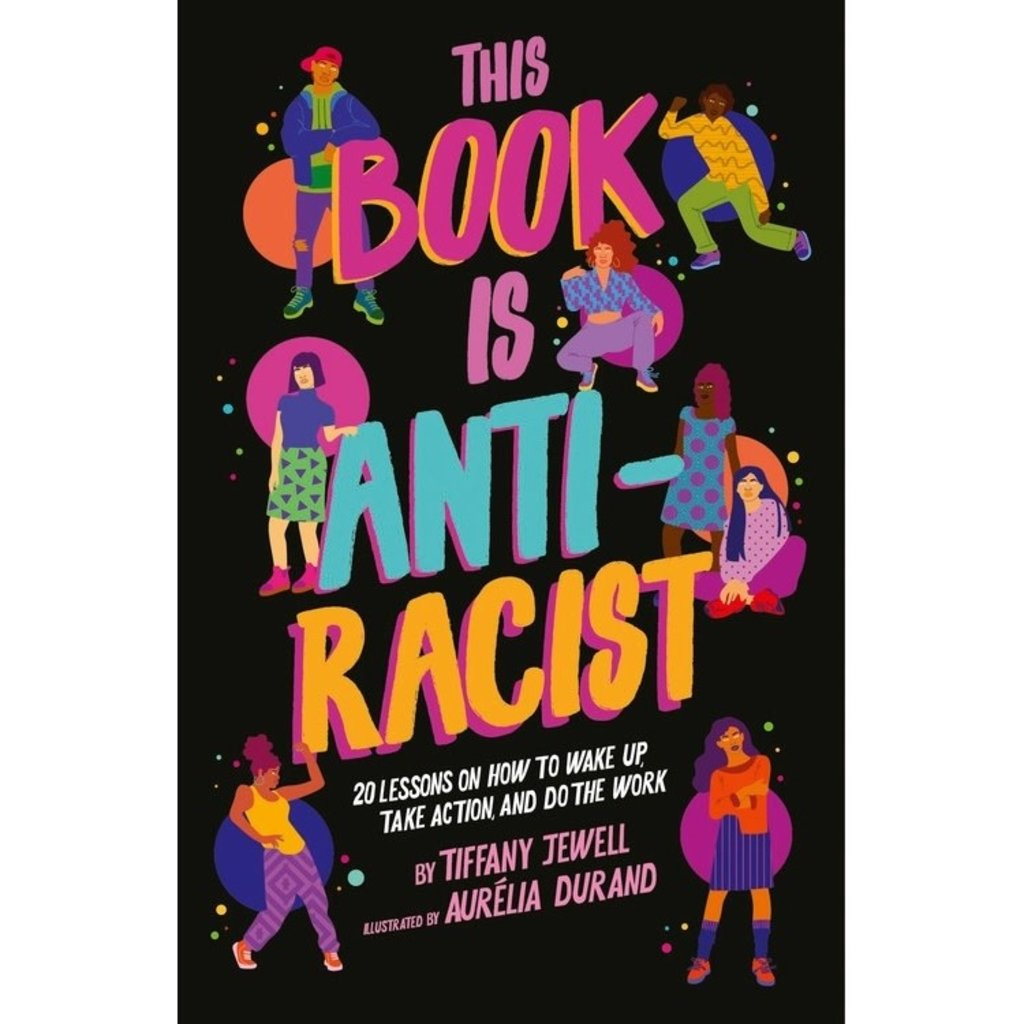 Microcosm This Book is Anti-Racist