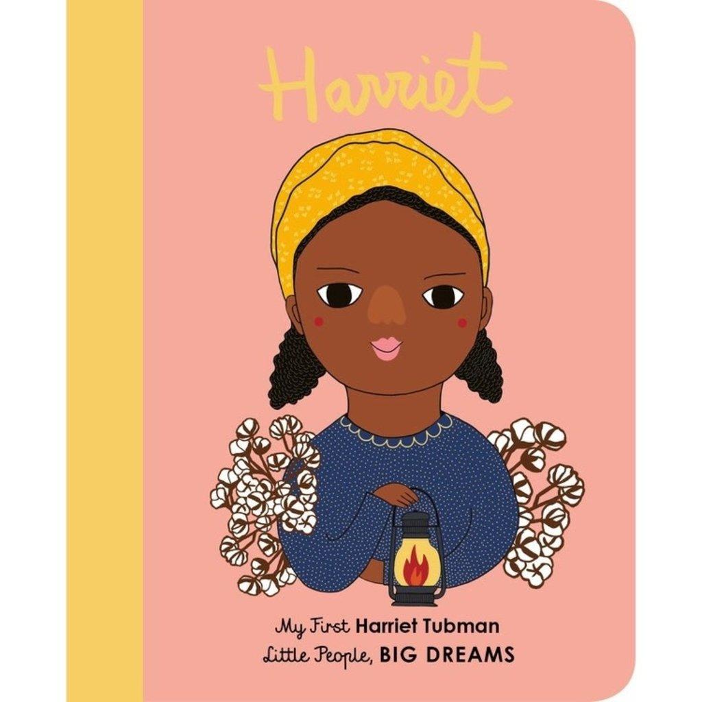 Microcosm Harriet Tubman Board Book