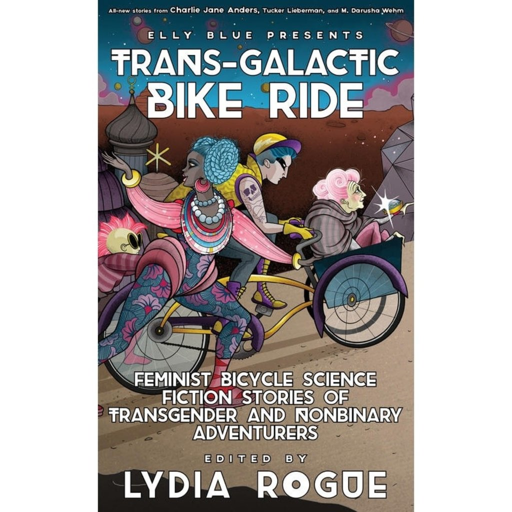 Microcosm Trans-Galactic Bike Ride