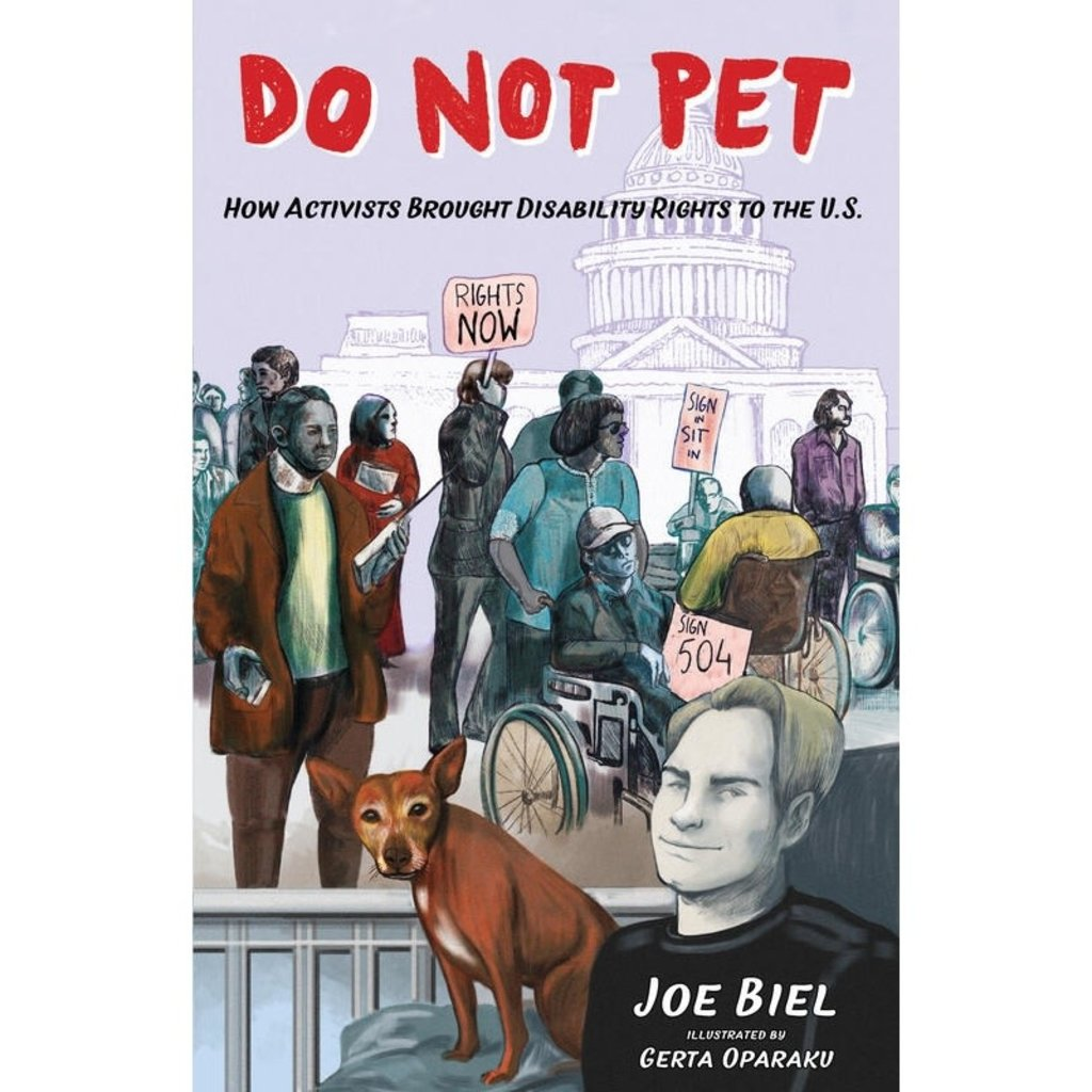Microcosm Do Not Pet: Disability Rights