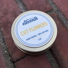 Eleventh Candle Co Cut Flowers 4oz