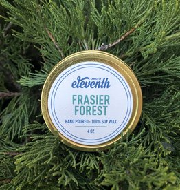 Eleventh Candle Co Frasier Forest Candle 4oz