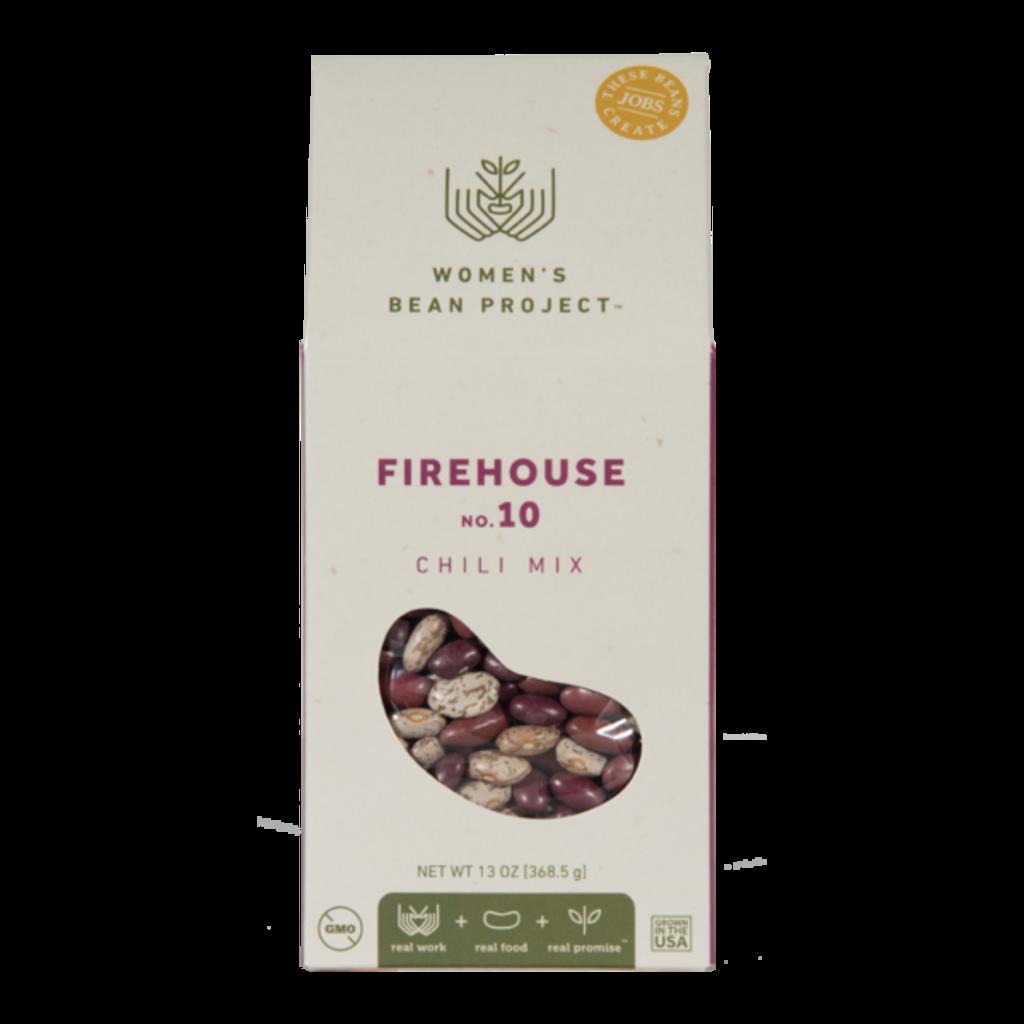 Women's Bean Project Firehouse Chili #10