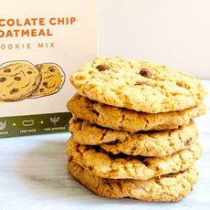 Women's Bean Project Chocolate Chip Oatmeal Cookie Mix