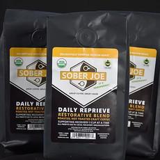 Sober Joe Coffee 100% Peruvian Organic Ground Coffee