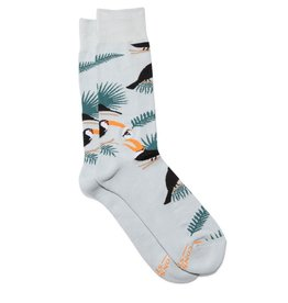 Conscious Step Socks that Protect Toucans