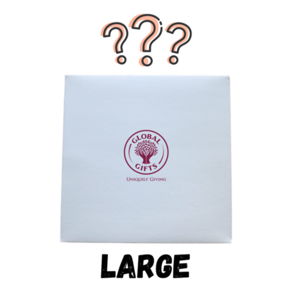 Global Gifts Chef Mystery Box Large