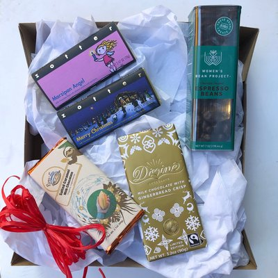 Global Gifts Chocolate Lovers Medium Mystery Box