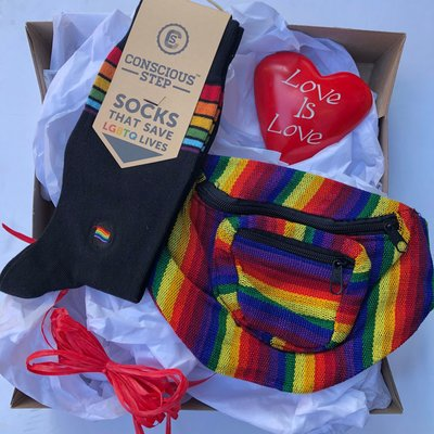 Global Gifts Mega Pride Mystery Box