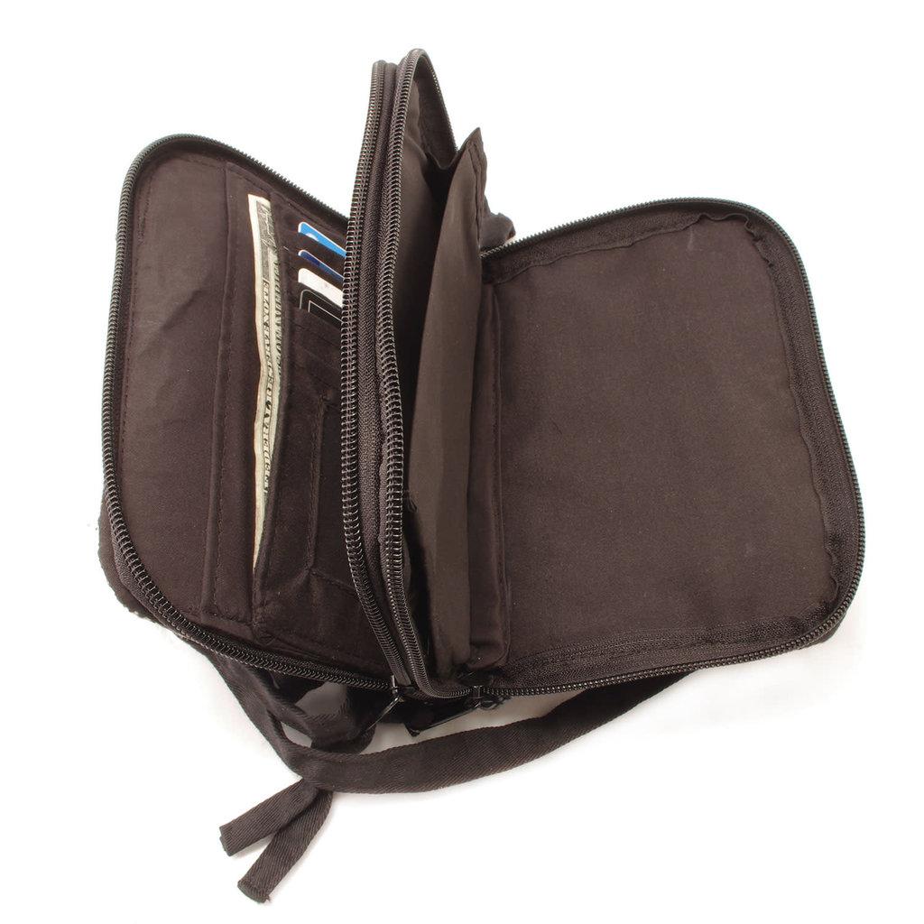 Lucia's Imports Comalapa Travel Bag