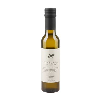 Canaan Basil Olive Oil 250 ml