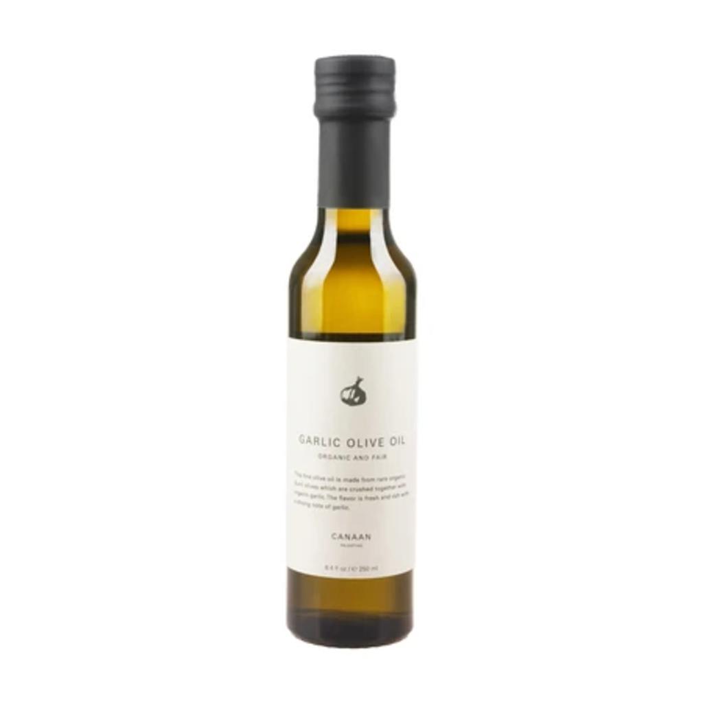 Canaan Garlic Olive Oil 250 ml