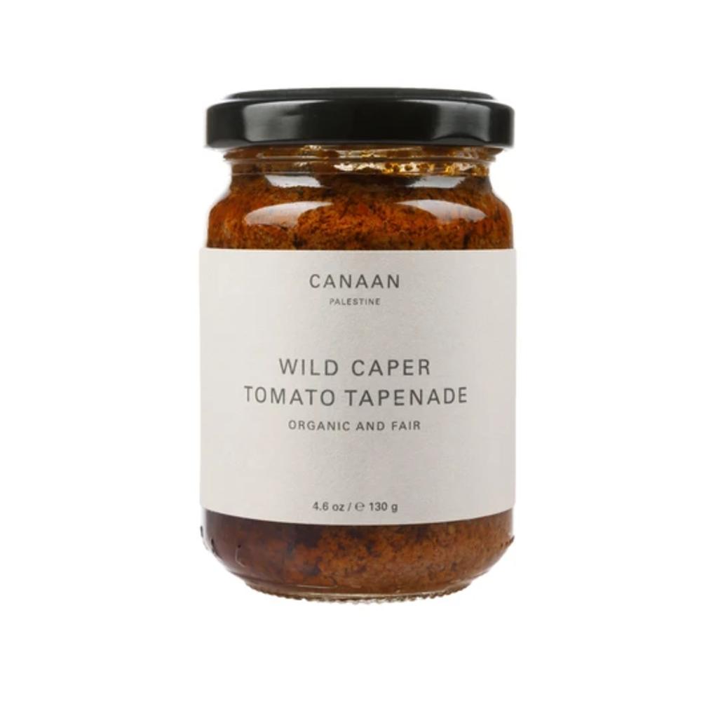 Canaan Wild Caper Tomato Tapenade