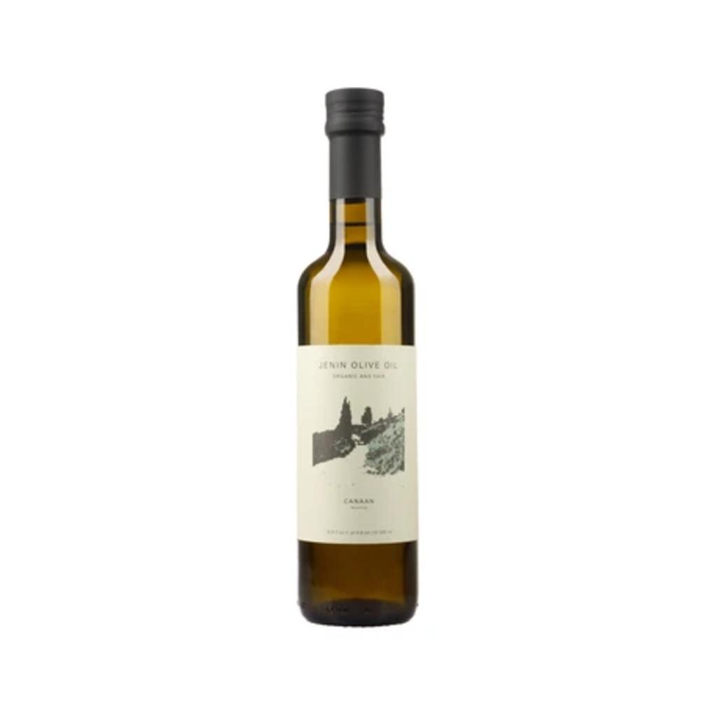Canaan Jenin Organic Olive Oil 500 ml