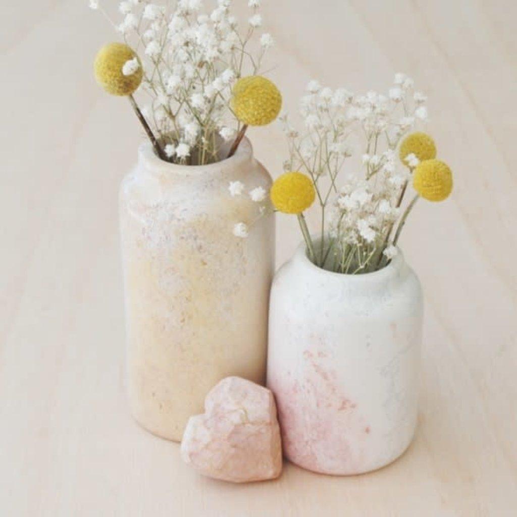 Venture Imports Kisii Natural Jug Vase Medium