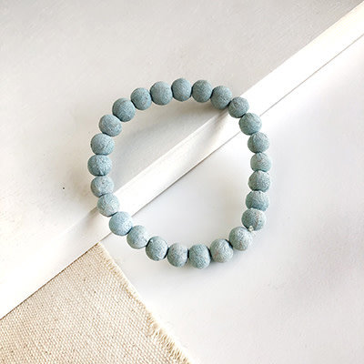 World Finds Blue Skies Bracelet