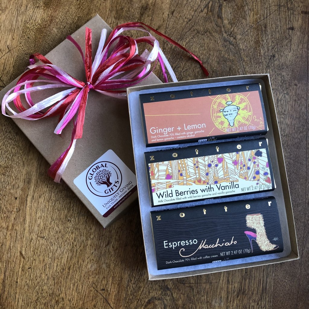 Global Gifts Chocolate Lovers Mystery Box Small