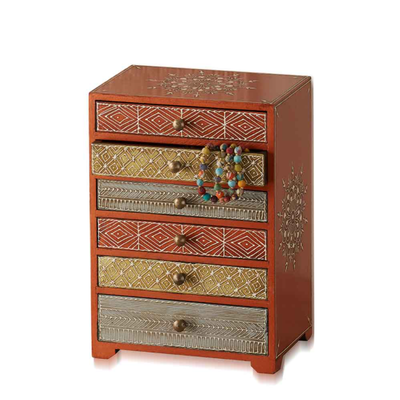 Serrv Mango Mahamantra Jewelry Chest