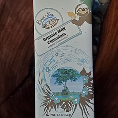 River-Sea Chocolate Organic Milk Chocolate Bar