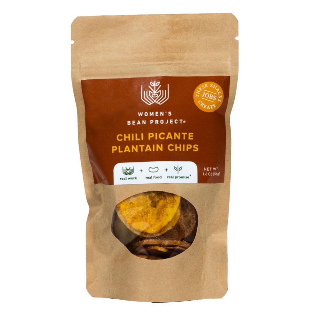 Women's Bean Project Chili Picante Plantain Chips