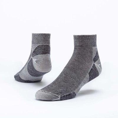 Maggie's Organics Black Urban Hiker Ankle Socks