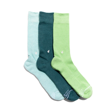 Conscious Step Solid Socks that Protect Rainforests Gift Box