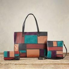 Serrv Avani Leather Wallet