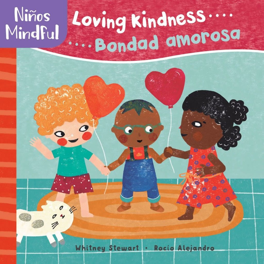 Barefoot Books Mindful Tots: Loving Kindness (Bilingual Spanish)