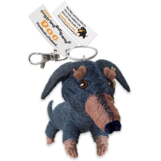 Kamibashi Doc Dog String Doll Keychain