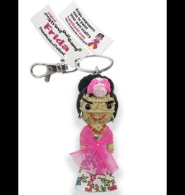 Kamibashi Frida String Doll Keychain