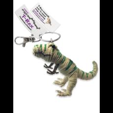 Kamibashi T-Rex String Doll Keychain