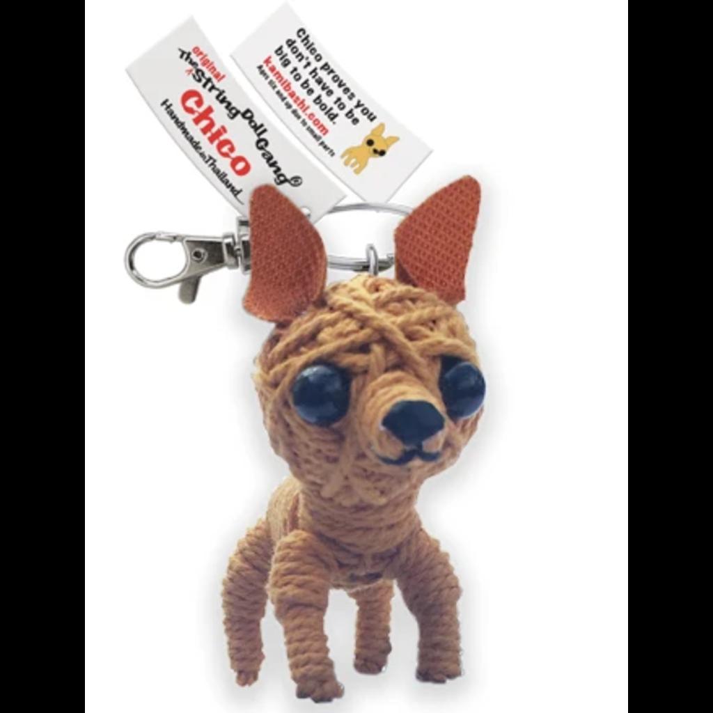 Kamibashi Chico String Doll Keychain