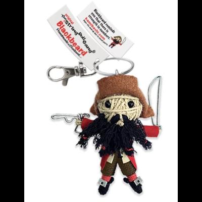 Kamibashi Blackbeard String Doll Keychain