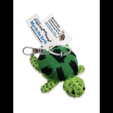 Kamibashi Myrtle the Turtle String Doll Keychain
