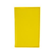 Minga Imports Signature Leather Bifold Yellow
