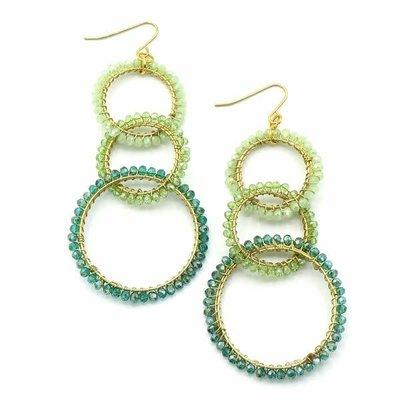 Fair Anita Faraway Fields Sparkle Earrings