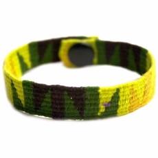 Unique Batik Bracelet Santiago Snap