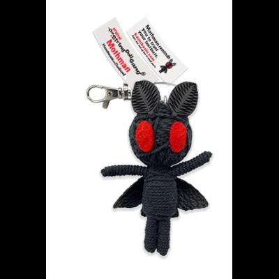 Kamibashi Mothman String Doll Keychain
