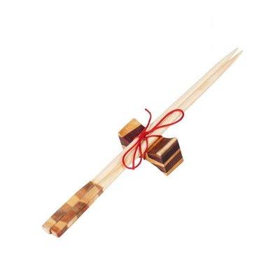 Ten Thousand Villages Geometric Chopstick Set