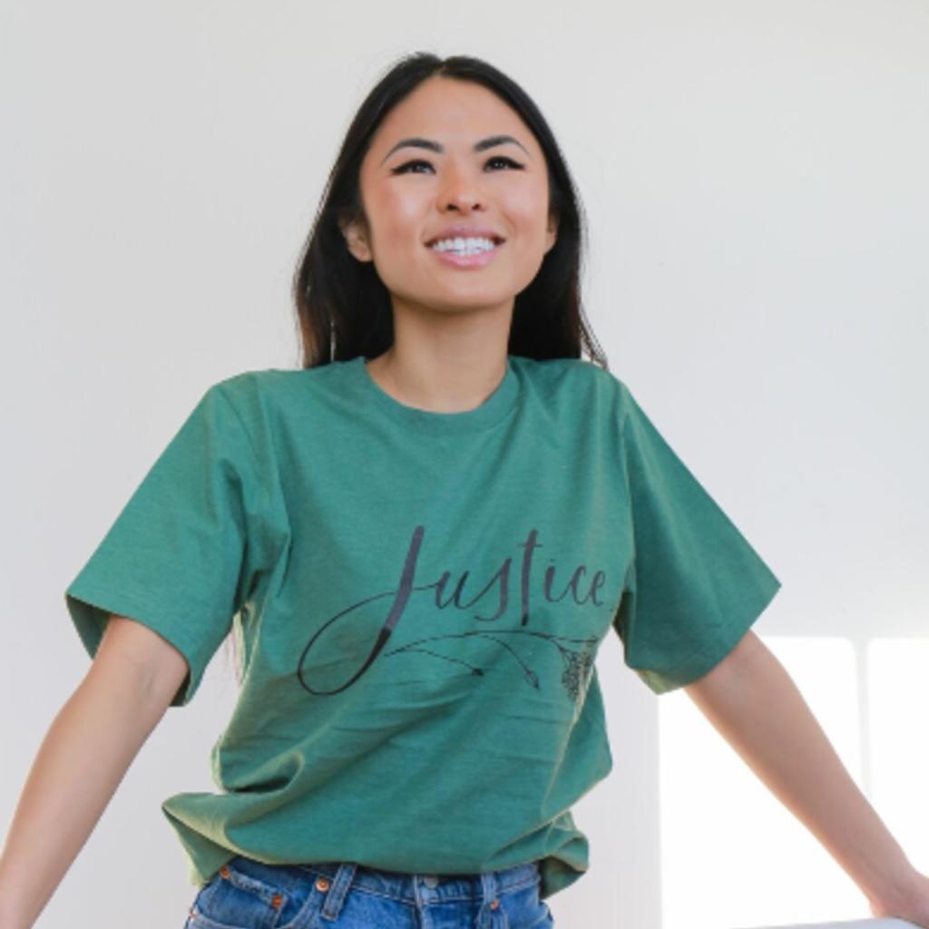 Fair Anita Justice Unisex Tee