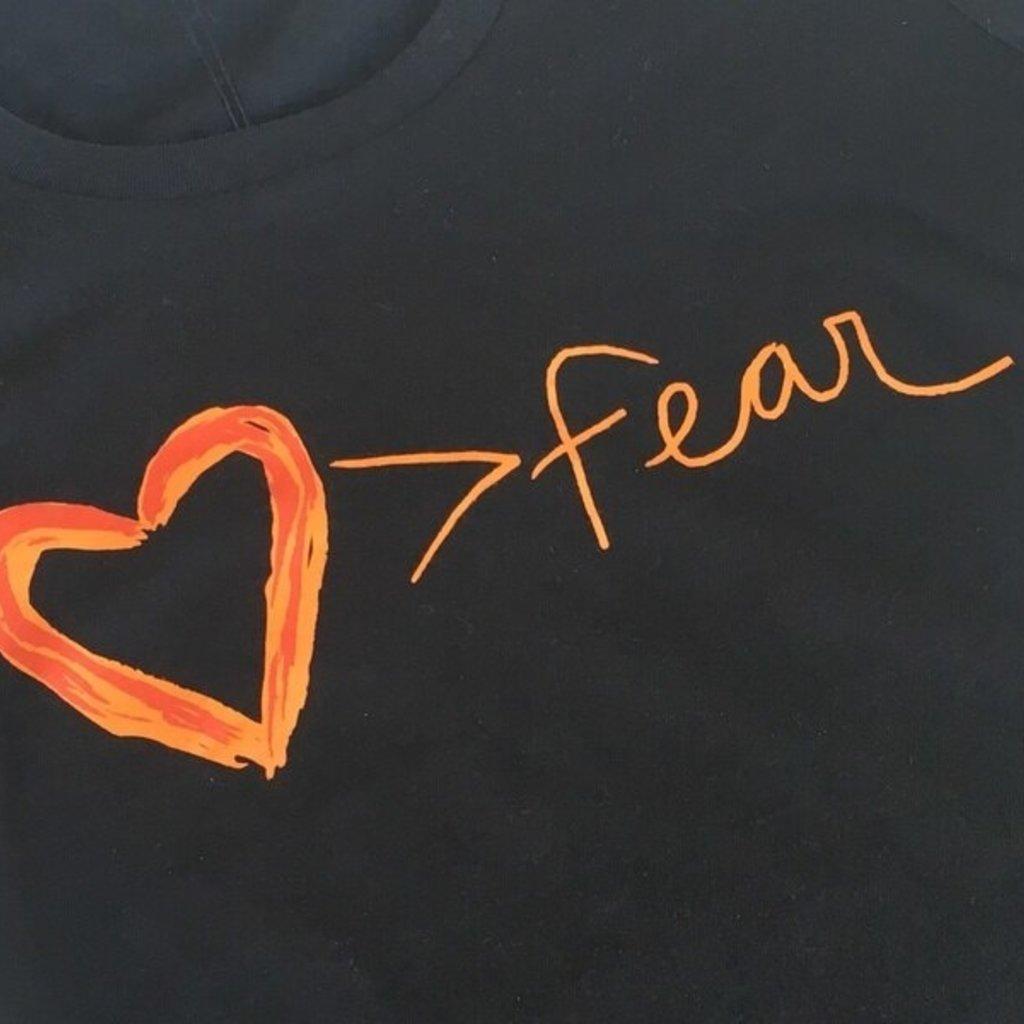 Fair Anita Love is Greater than Fear Women's Tee