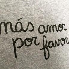 Fair Anita Mas Amor Por Favor Women's Tee