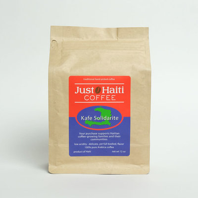 Just Haiti Just Haiti Medium Dark Whole Bean Coffee