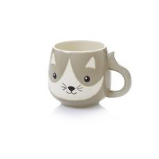 Serrv Little Whiskers Cat Mug