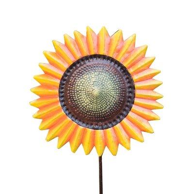 Serrv Sunflower Garden Stake