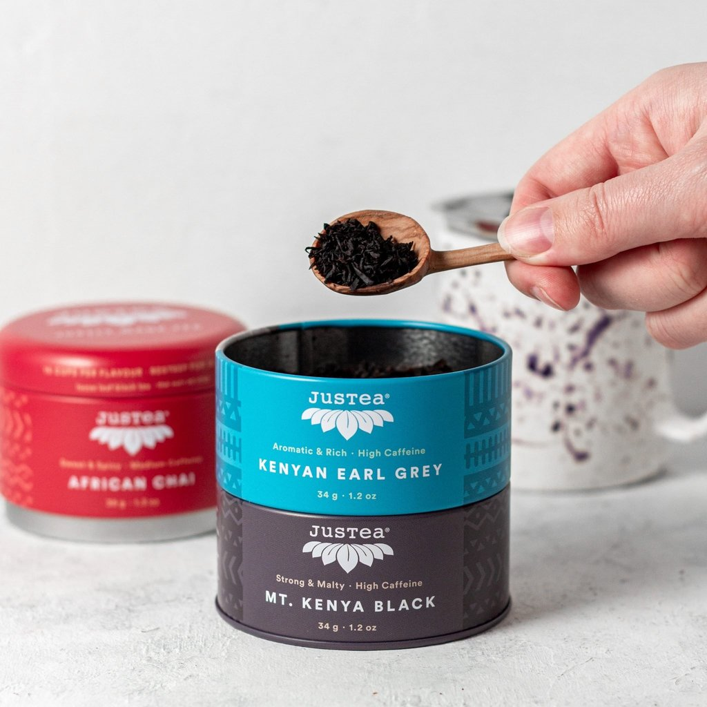 Just Tea African Loose Tea Sampler