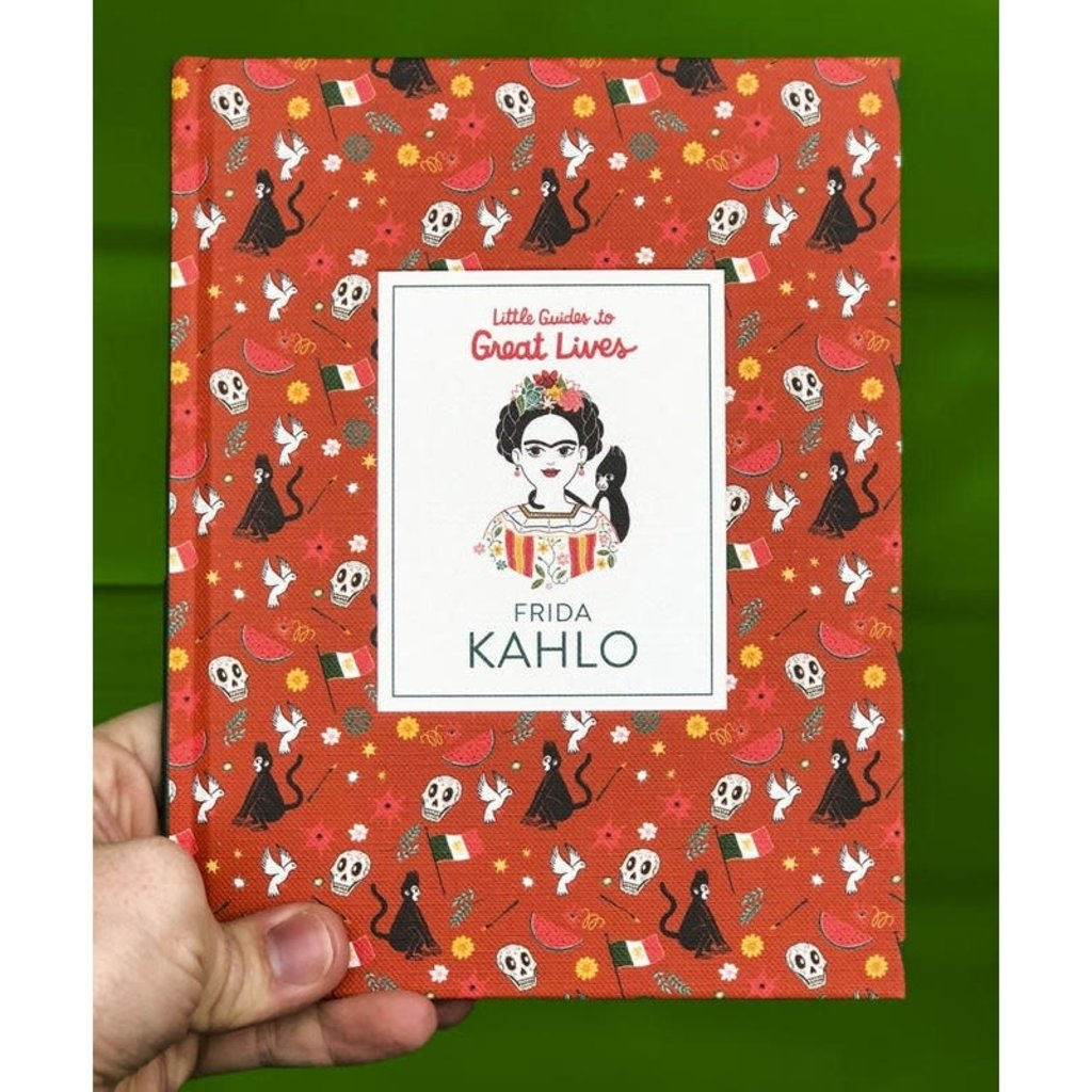 Microcosm Little Guides to Great Lives: Frida Kahlo
