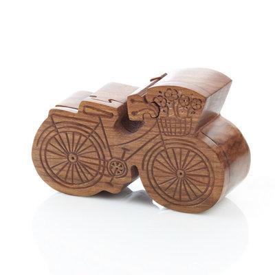 Serrv Bicycle Puzzle Box
