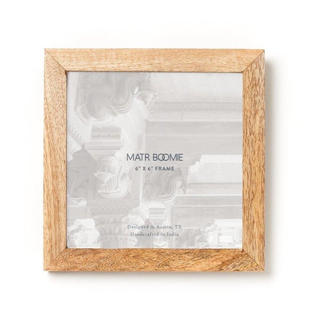 "Matr Boomie Bimala Quilled Card Frame 6""x6"""